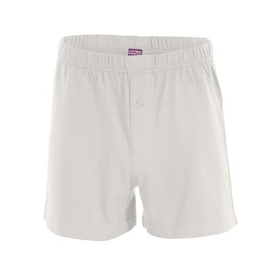 Boxer short homme large 100% coton biologique - Living crafts