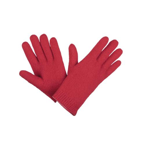 Gants adultes en laine gainés de cuir - Pure Pure by Bauer