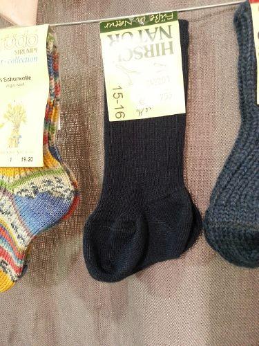 chaussettes hautes pour enfants laine et coton biologique. Black Bedroom Furniture Sets. Home Design Ideas