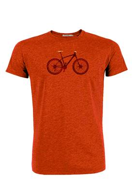 T-Shirt GUIDE Vélo Cross - GREENBOMB