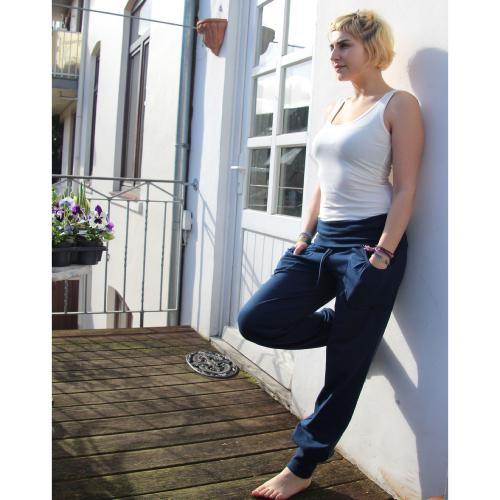 Pantalon Yoga en coton bio - Leela Cotton